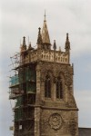 Newport Minster Replacement of Balustrade